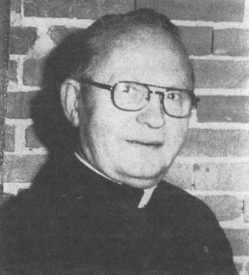 Father Anthony Bukauskas, Founder of the Mid-Missouri Fine Arts Society – December, 1973