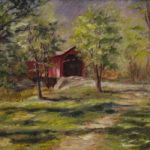 Barb Purschke - The Covered Bridge at Sandy Creek